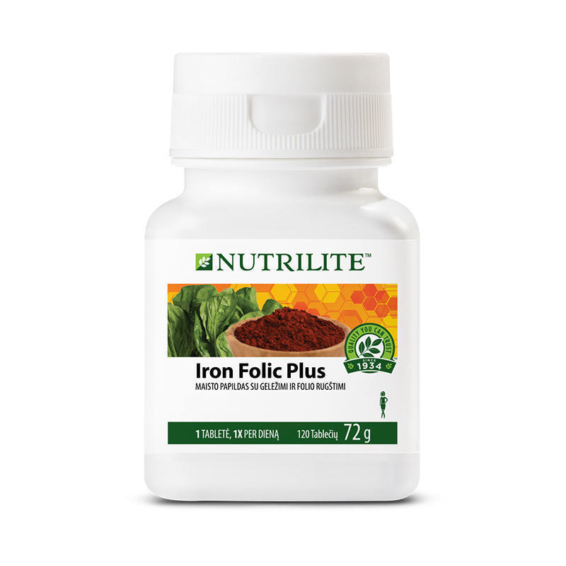 NUTRILITE™ Iron Folic Plus (100295)